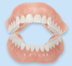 full dentures california